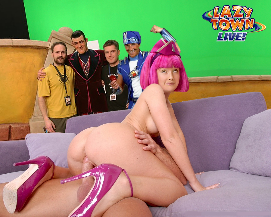 Opinion Imagenes de lazy town porno the excellent