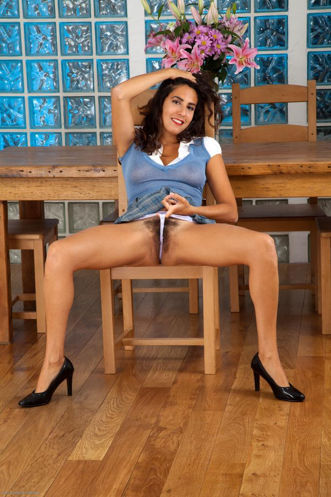 Amas de casa en: Chochitos peludos Vs chochitos pelados